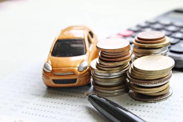 auto lening nemen